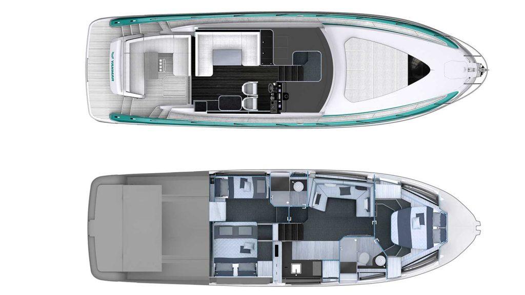 X47-YANMAR - Ace Marine Diesel - Vero Beach FL