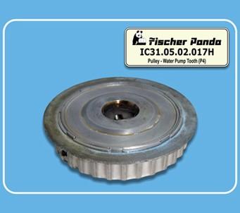 Fischer Panda Water Pump Pulley IC31.05.02.0