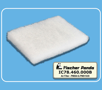 Fischer Panda Air Filter IC78.460-000B