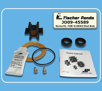 Fischer Panda Impeller Kit J009-45589