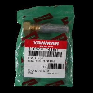 Yanmar Zinc 119574-44150